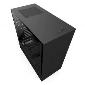 NZXT H500 computerbehuizing Midi-Toren Zwart