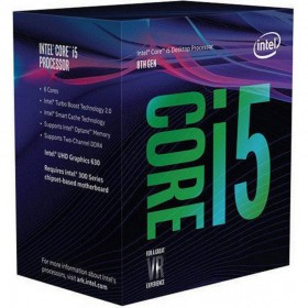 Intel Core i5-8600K / 3.6 - 4.30 GHz / Socket 1151
