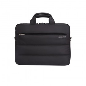 Duragard Slim Notebookbag Black / 12 - 14.1 inch