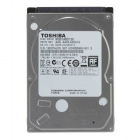 HDD Seagate 500GB - 5400 RPM - 16MB - 2.5