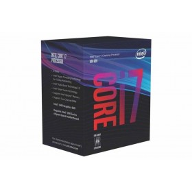 Intel Core i7-8700 / 3.2 - 4.60 GHz / Socket 1151