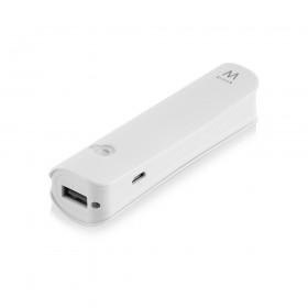 Ewent EW1235 2600mAh Wit powerbank