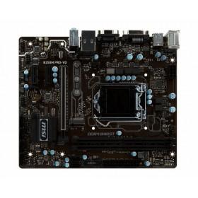 MSI B250M PRO-VD Intel B250M LGA1151 ATX