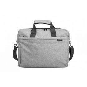 Natec Notebookbag Mustela Grey 15.6 inch