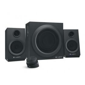 Logitech Z333 2.1kanalen 40W Zwart luidspreker set