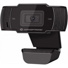 Conceptronic AMDIS 720P HD webcam met microfoon