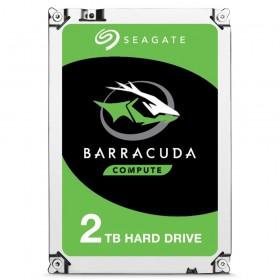 Seagate Barracuda ST2000DM008 interne harde schijf HDD 2000 GB SATA III
