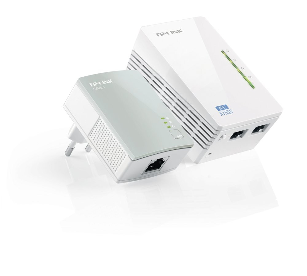 TP-LINK TL-WPA4220KIT PowerLine-netwerkadapter kopen - Update nl