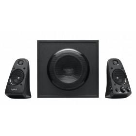 Logitech Z623 2.1kanalen 200W Zwart luidspreker set
