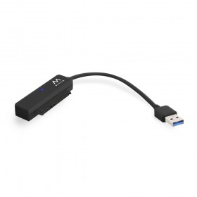 "Ewent USB 3.0 to 2.5"" SATA Adapter Cable for SSD / HDD"