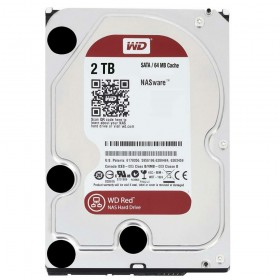Western Digital Red 2TB IntelliPower - 64MB