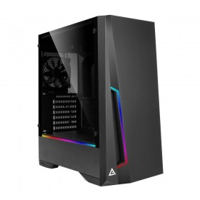 Case Antec DA501 Black / ATX micro-ATX ITX / Window / RGB