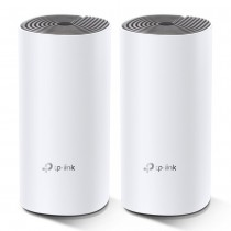 TP-LINK Deco E4 (2-pack) draadloze router Dual-band (2.4 GHz / 5 GHz)