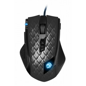 Sharkoon Gaming Mouse Drakonia Black /  8.200dpi sensor