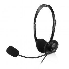Ewent EW3563 koptelefoon met mircrofoon