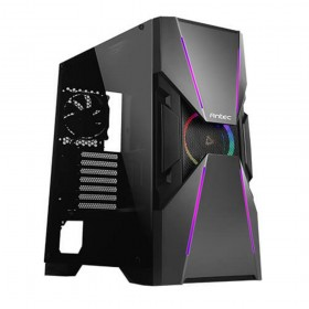 Case Antec DA601 Black  / EATX micro-ATX ATX / Window / RGB