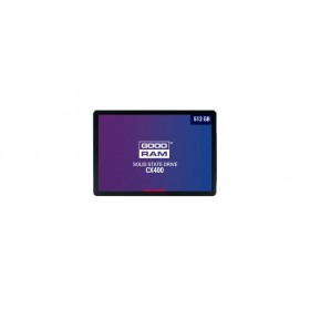Goodram CX400 internal solid state drive 2.5 inch 512 GB SATA III QLC 3D NAND