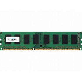 Crucial 8192MB (8GB) DDR3/1600  (Low volt.)