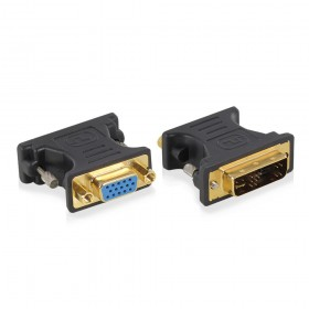 Ewent EW9850 DVI-A VGA Blauw kabeladapter/verloopstukje