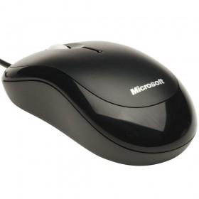 Microsoft basic optische muis zwart USB 4YH-00007