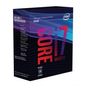 Intel Core i7-8700K / 3.7 - 4.70 GHz / Socket 1151