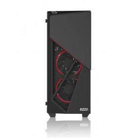 Case Azza Inferno 310 MidTower / Glass/ ATX Black