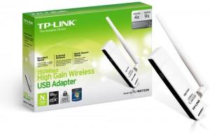 TP-Link Archer T2UH AC600 HighGain Wireless Dualb. USB adapt