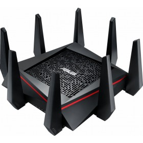 ASUS RT-AC5300 (2.4 GHz / 5 GHz / 5 GHz) Gigabit Ethernet draadloze router