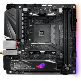 ASUS ROG STRIX X470-I GAMING AMD X470 Socket AM4 Mini ITX