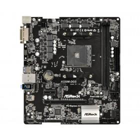 Asrock A320M-DGS AMD A320 Micro ATX moederbord