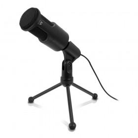 Ewent EW3552 microfoon PC microphone Bedraad Zwart