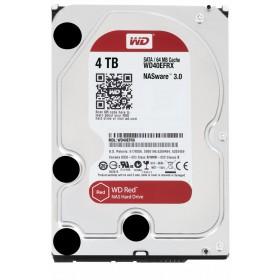 Western Digital Red 4000GB SATA III interne harde schijf