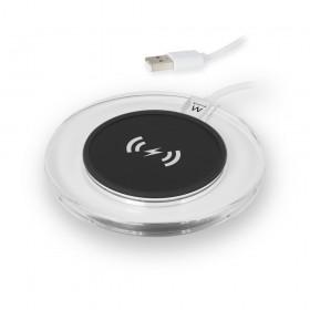Ewent EW1190 Binnen Zwart, Transparant, Wit oplader voor mobiele apparatuur