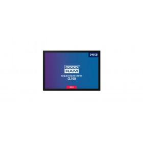 SSD Goodram CL00 240GB ( 500MB/s Read 320MB/s)