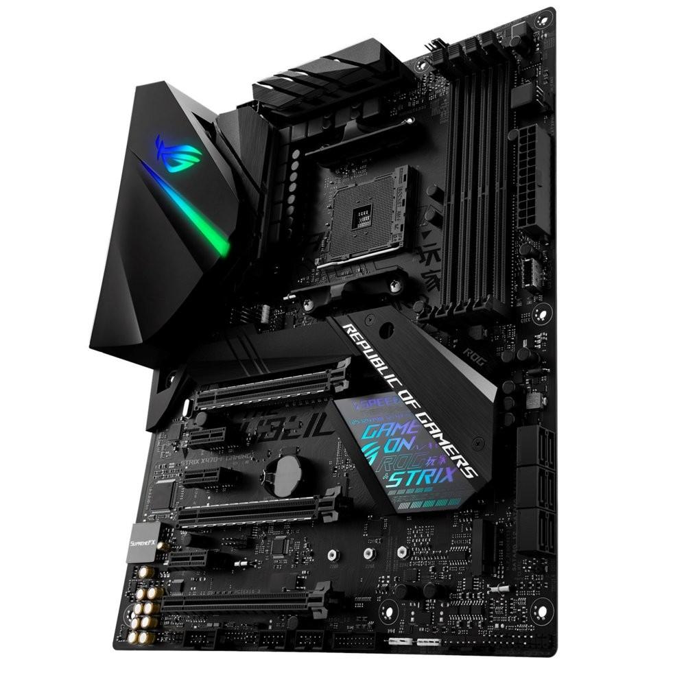 ASUS ROG STRIX X470-F GAMING AMD X470 Socket AM4 ATX