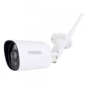 Eminent EM6355 IP security camera Buiten Wit bewakingscamera