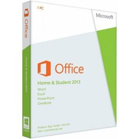MS Office 2013 Thuisgebruik en Studenten 1 User NL