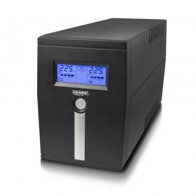 Eminent EM3940 UPS 600 VA 1 AC-uitgang(en) Line-Interactive