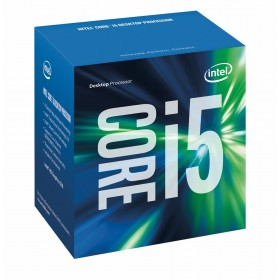 Intel Core i5-6600k  / 3.5-3.9Ghz / Quad Core / Socket 1151