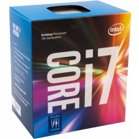 Intel Core i7-7700 / 3.6 - 4.20 GHz / Socket 1151